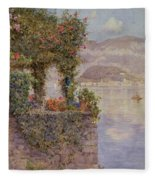 Bellagio From Tremezzo Fleece Blanket