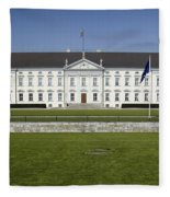 Bellevue Palace Berlin Fleece Blanket