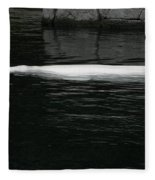Beluga Impressions 1 Fleece Blanket