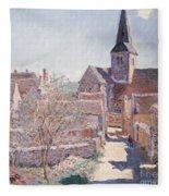 Bennecourt Fleece Blanket