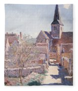 Bennecourt Fleece Blanket