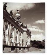Berlin - Sanssouci Palace Fleece Blanket