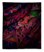 The Veil Fleece Blanket