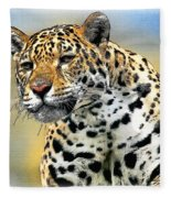 Big Cat Fleece Blanket