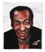 Bill Cosby Fleece Blanket