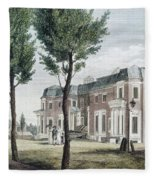 Birch: Philadelphia, 1800 Fleece Blanket