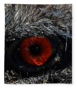 Bird's Eye Fleece Blanket