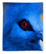 Bird's Eye View Fleece Blanket