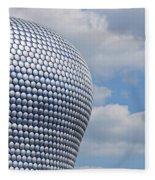 Birmingham Modern Building Fleece Blanket