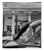 Black Car Havana Fleece Blanket