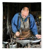 Blacksmith Fleece Blanket