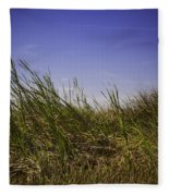 Blades Of Grass Fleece Blanket