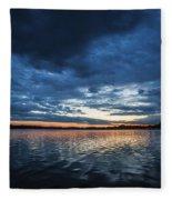 Blanket Of Blue Fleece Blanket