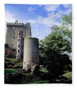 Blarney Castle, County Cork, Ireland Fleece Blanket