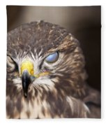 Blind Buzzard Fleece Blanket