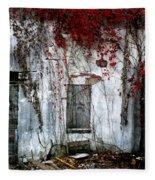 Blood Ivy Fleece Blanket