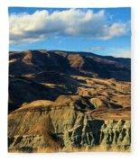 Blue Basin Blue Skies Fleece Blanket