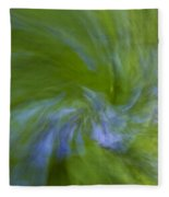 Blue Bells Vortex 1 Fleece Blanket