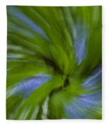 Blue Bells Vortex 3 Fleece Blanket