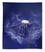 Blue Dandy Fleece Blanket