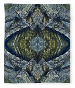 Blue Eye Fleece Blanket