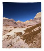 Blue Mesa Landscape Fleece Blanket