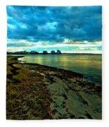 Blue Shores Fleece Blanket