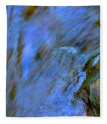 Blue Waters Fleece Blanket