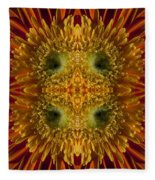 Blumen Art Fleece Blanket