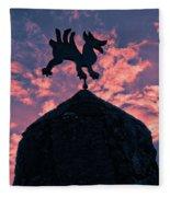 Bodegas El Grifo  Fleece Blanket
