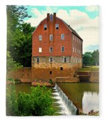 Bollinger Mill Fleece Blanket