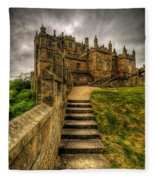 Bolsover Castle Fleece Blanket
