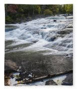 Bond Falls Upper 1 Fleece Blanket