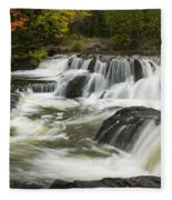 Bond Falls Upper 4 Fleece Blanket