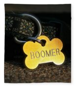 Boomer Gear Fleece Blanket