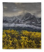 Boulder Ridge Fleece Blanket