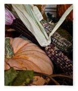Bountiful Midwest Fleece Blanket