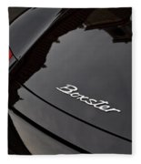 Boxster Fleece Blanket