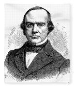 B.r. Curtis (1808-1874) Fleece Blanket