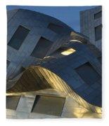 Brain Institute Building 9 Fleece Blanket