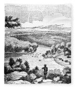 Brandywine Battlefield Fleece Blanket
