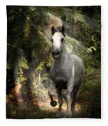 Breaking Dawn Gallop Fleece Blanket