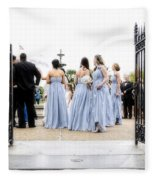 Bridesmaids Fleece Blanket