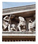 British Museum Fleece Blanket