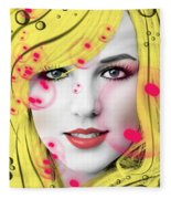 Britney  Fleece Blanket
