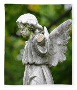 Broken Angel Fleece Blanket