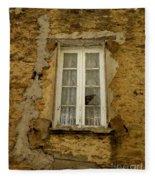 Broken Window Fleece Blanket