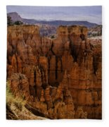 Bryce Canyon 01 Fleece Blanket