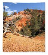 Bryce Canyon Canyon Fleece Blanket