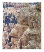 Bryce Canyon National Park 4 Fleece Blanket